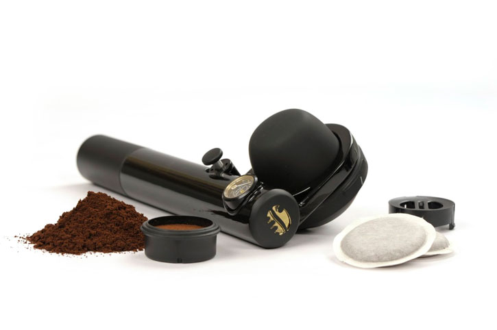 Cafeteira Portátil Handpresso Hybrid