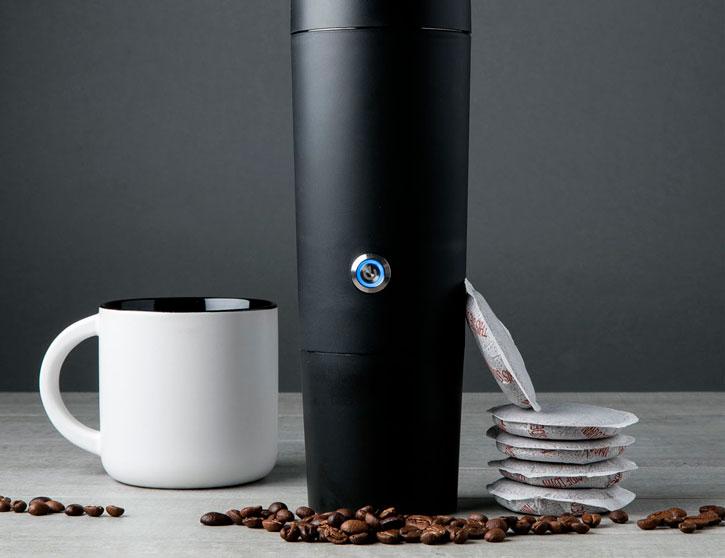Hey Joe Coffee Mug Cafeteira Portátil